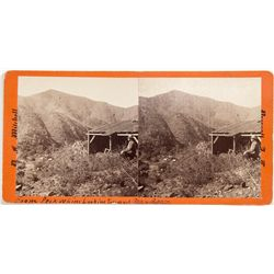 Peck Mine, Arizona Stereo View - Alexandra, AZ