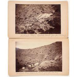 Hillside Mine Photographs - Boulder Creek, AZ