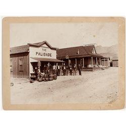 Chloride Mainstreet Photograph - Chloride, AZ