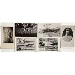 Pancho Villa Post Card Group - Douglas, AZ