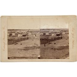 Ehrenberg A.T. Stereo View - Ehrenberg, AZ
