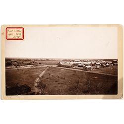 Fort Grant Photograph - Fort Grant, AZ