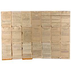 Arizona Indictment Papers - Graham, AZ