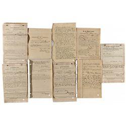 Arizona Court Documents *Territorial* - Graham County, AZ