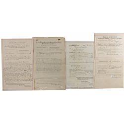 Arizona District Court Documents *Territorial* - Graham County, AZ