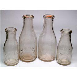 Arizona Dairy Bottles - Jerome, AZ