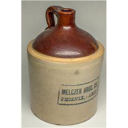 Melczer Bros. Gallon Stoneware - Phoenix, AZ