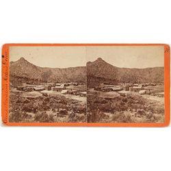 Fort Bowie, AZ Stereo View - Wilcox, AZ