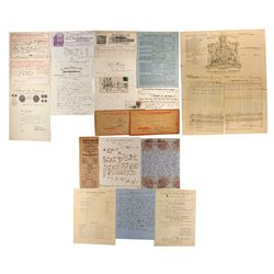 Early California Document Collection -  CA
