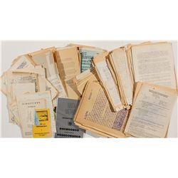Monarch Mine Archive -  CA