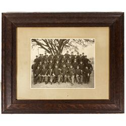 19th Century Army Officer Photograph - Albany, GA