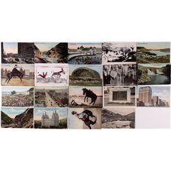 Cowboy and Western Postcards -  NV