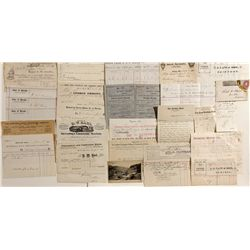 Nevada Document Collection -  NV