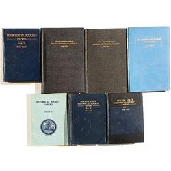 Nevada State Historical Society Book Group - Reno, NV