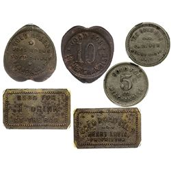 Arizona Gold Camp Tokens - , AZ