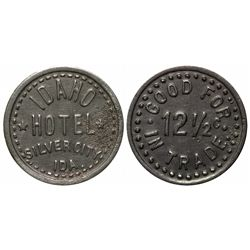 Idaho Hotel Token - Silver City, ID