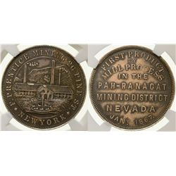 Prentice Mine First Mill Product Token -  NV