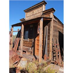Big Bug Mine & Mill Supply Building & Contents -
