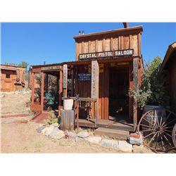 Crystal Pistol Saloon Building -