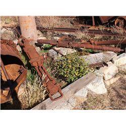 2 Underground Drills & Rusty Equipment -