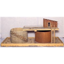 Gold Mine Refinery Model -