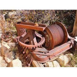 Hoist Cable Spool -
