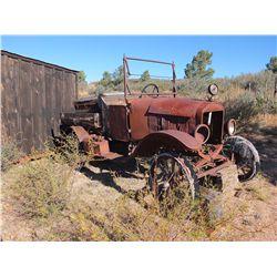 Old Rusty Vehicle -