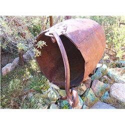 Ore Bucket & Crysocolla -