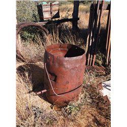 Ore Bucket & Equipment -