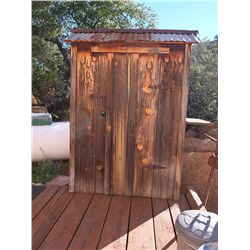 Outhouse Building -