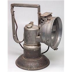 Dewar Lite  Underground Miner's Lamp - Brooklyn, NY