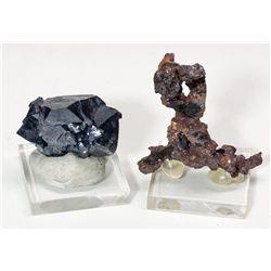 Cuprite, Silver and Copper Rubtsovsky Mine Altai Russia -