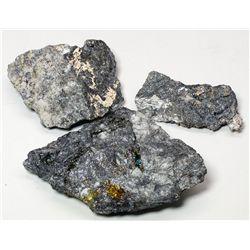 Greenscreek Alaska Silver with Polybasite -