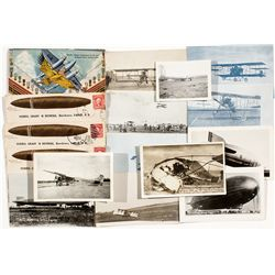 Aviation Card, Cover Collection -