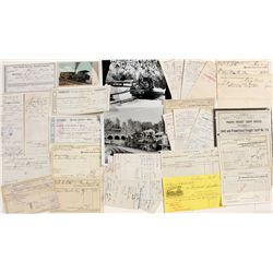 Western Railroad Document Collection -