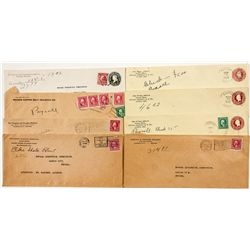 Very Rare to Scarce NV RR Covers  -  NV
