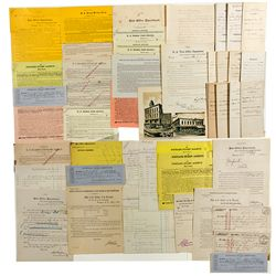 Washington Territorial Postal History Archive -  WA
