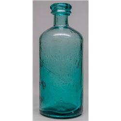 Rare VC Drug Bottle - Virginia City, NV