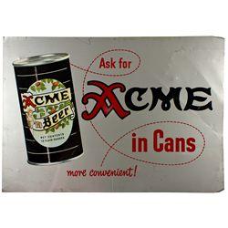 Acme Beer Sign - San Francisco, CA