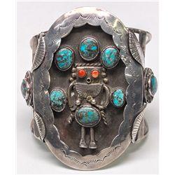Bird Kachina Bracelet -