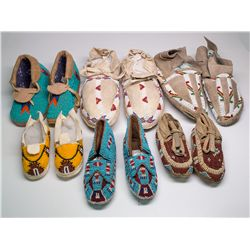 Child Moccasin Collection -