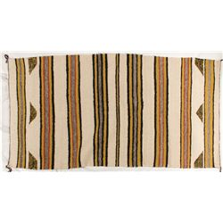 Double Navajo Saddle Blanket -