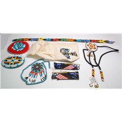 Nez Perce Bead Items -