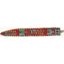 African Beaded Hanger -