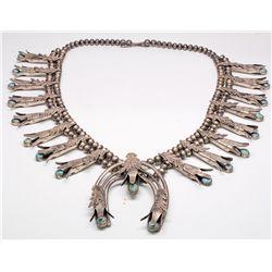 Squash Blossom Necklace -