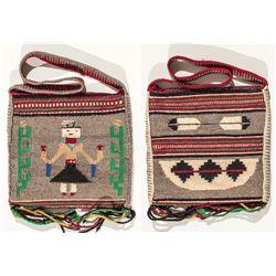 Yei Navajo Purse -
