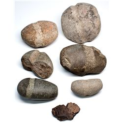 Michigan Pre-Historic Artifacts - Mass City, MI