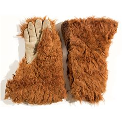 Buffalo Hide Gloves -  ND
