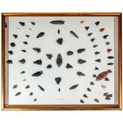 Paiute-Shoshone Arrowhead Collection -  NV