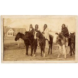 Wouded Knee Battle Indian Chiefs -  SD